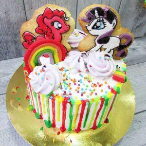 торт з поні