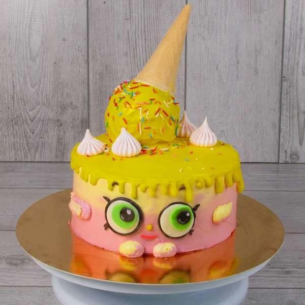 торт шопкинс
