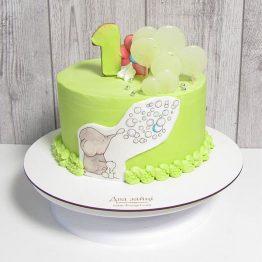 слоник торт