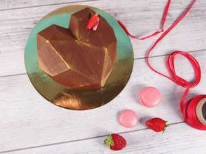 кандурин на шоколаде