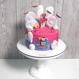 торт Monster Hight