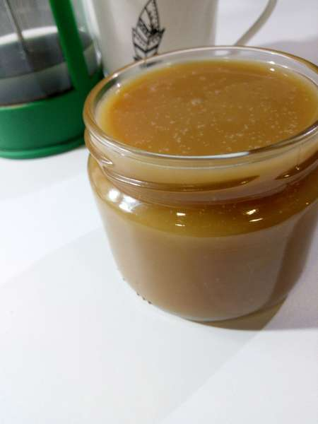 рецепт карамельного соуса
