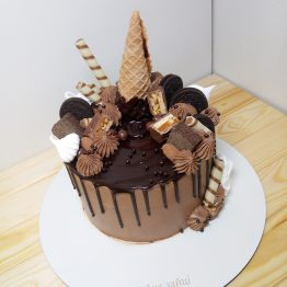 торт для хлопця