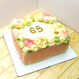 торт на ювілей