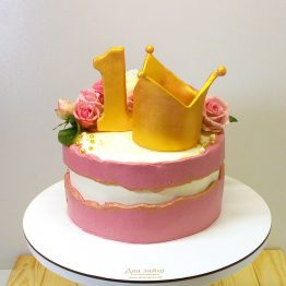 торт на перший рочок