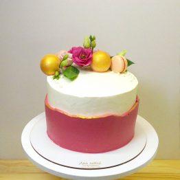 торт с разломом
