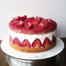 торт fraisier