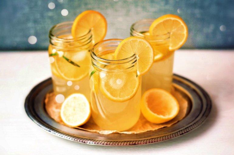 три лимонада