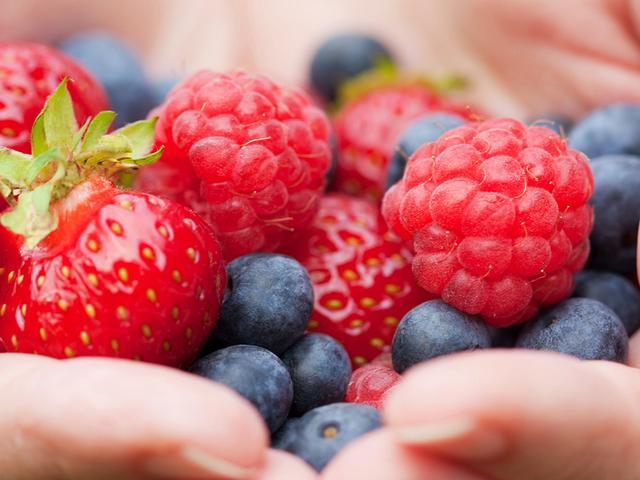Марафон ягоды