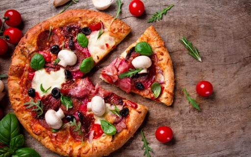 пиццерия выходит из карантина