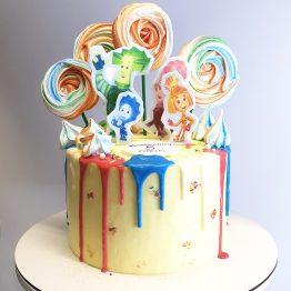 торт Фіксікі 2 кг