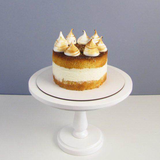 лимонний міні-торт