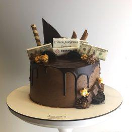 торт для чоловіка