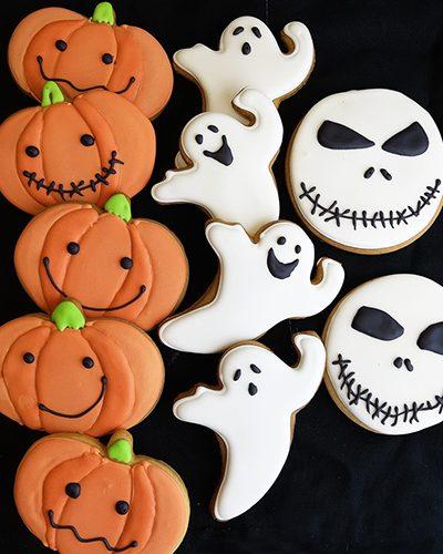 сладости на Хеллоуин