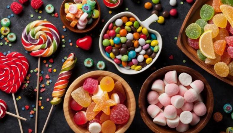 день сладостей