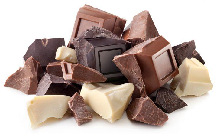 крем чіз на шоколаді