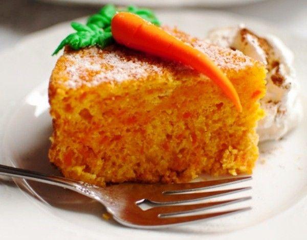 день морквяного торта
