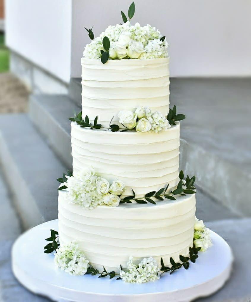 Розмір і вага багатоярусних тортів