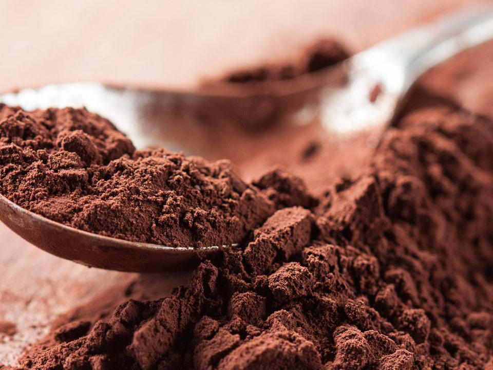 Що таке алкалізований какао порошок