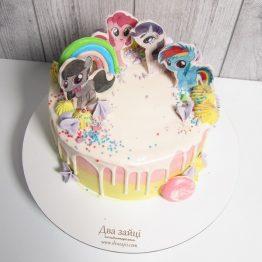 Торт 2 кг My Little Pony