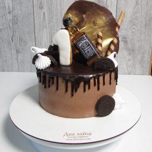 чоловічий торт