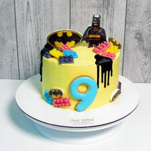 "Торт 2 кг ""Batman"""