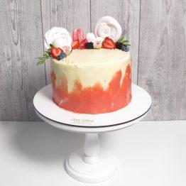торт акврель