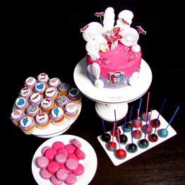 """Candy bar """"Monster Hight"""""""