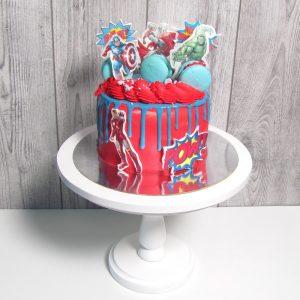 Торт 2 кг Avengers