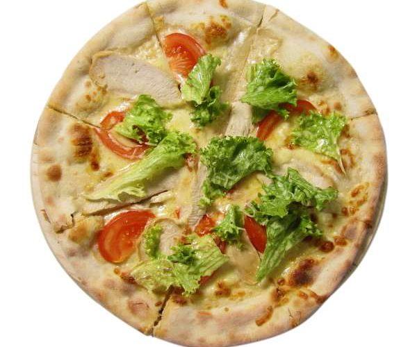 пицца цезаре