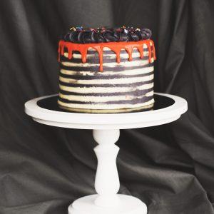 торт на хеллуин